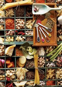 Schmidt Spiele 58141 - Küchen-Potpourri, 1000 Teile Puzzle