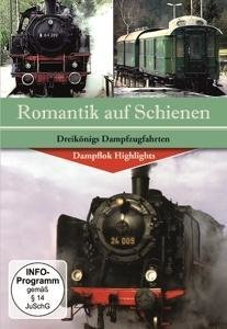 Dampflok Highlights-Dreikönigs Dampfzugfahrten