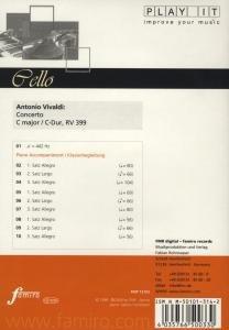 Concerto C-Dur, RV399
