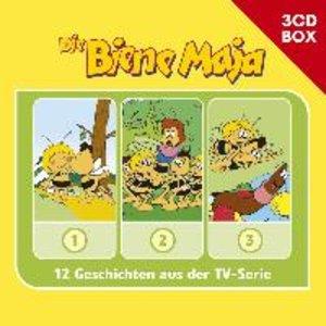 Die Biene Maja - 3-CD Hörspielbox Vol. 1