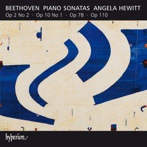 Klaviersonaten op.2 2; op.10 1; op.78