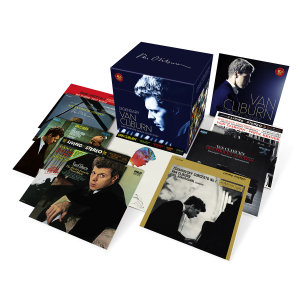 Van Cliburn-Complete Album Collection (28CD+1DVD)