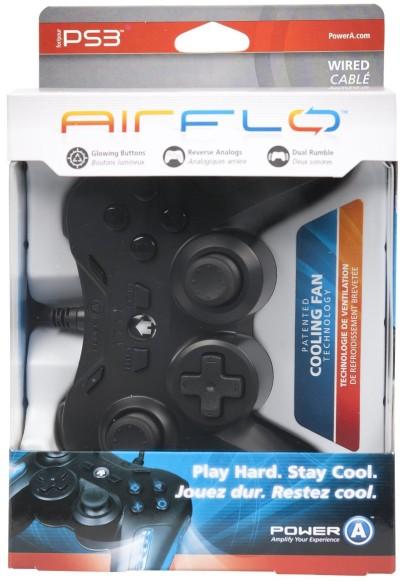 Air Flo Wired Controller to keep hands cool - zum Schließen ins Bild klicken