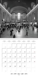 Awesome New York (Wall Calendar 2015 300 × 300 mm Square)