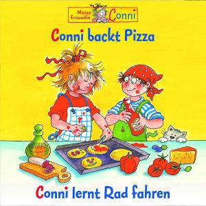 Conni backt Pizza / Conni lernt Rad fahren. CD
