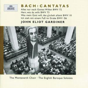 Kantaten BWV 72,73,111,156