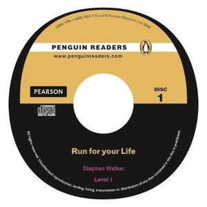 Run For Your Life, w. Audio-CD