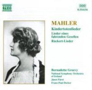 Kindertotenlieder/Rückert-Lieder