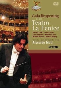 Gala Reopening of the Teatro La Fenice