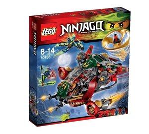 LEGO® 70735 - Ninjago Ronin R.E.X