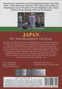 Japan-Der Marathonmönch von Kyoto