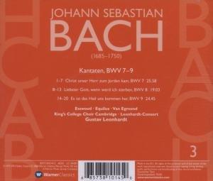 Kantaten Vol.3-BWV 7-9
