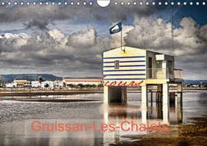 Gruissan-Les-Chalets (Calendrier mural 2015 DIN A4 horizontal)
