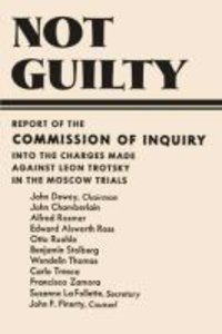 Not Guilty Report of the Commission of Inquiry Into the Charges