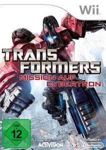 Transformers: Mission auf Cybertron. Nintendo Wii