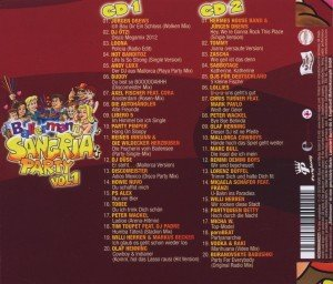 Various: Ballermann Sangria Party Vol.1