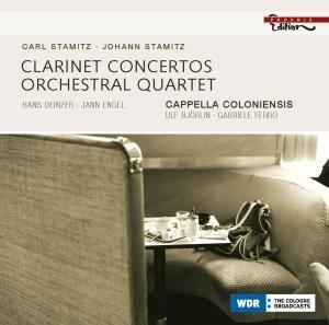 Klarinettenkonzerte/Orch.Quartett