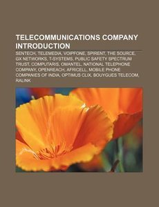 Telecommunications company Introduction