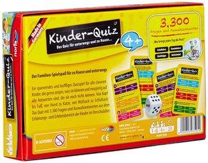 Kinderquiz für schlaue Kids