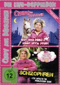 Cindy aus Marzahn - Die Live-Doppelbox