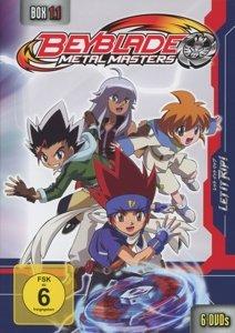 (Box 1)Metal Masters,Folge 1-26