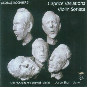 Violin Sonata/Caprice Variations 1-51