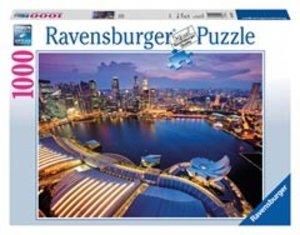 Skyline Singapore. Puzzle 1000 Teile