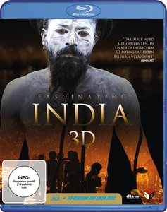 Fascinating India (3D Blu-ray)