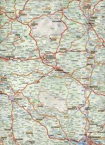 KUNTH Reisekarte Bayern 1 : 300 000