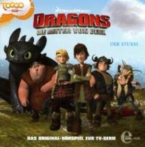Dragons - Die Reiter von Berk 02. Der Sturm