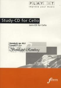 Sonate II op. 43,2 C-Dur