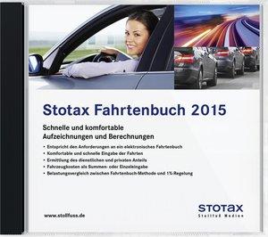 Stotax Fahrtenbuch 2015