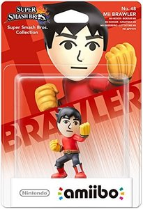 amiibo Super Smash Bros. - Mii-Brawler (Boxer) - No. 48
