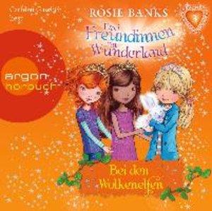 Drei Freundinnen Im Wunderland(3)-Wolkenelfen