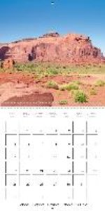 Monument Valley - Gorgeous Scenic Views (Wall Calendar 2015 300