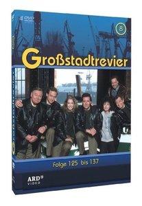 Grossstadtrevier-Box 8 (Folge 125-137)