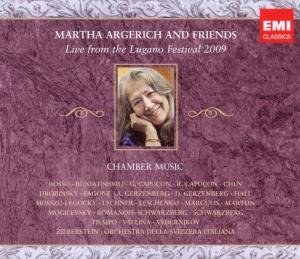 Argerich & Friends Live From Lugano 2009