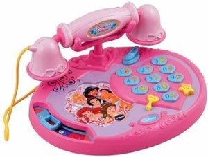 VTech 80-134904 - Disney Prinzessinnen: Lerntelefon