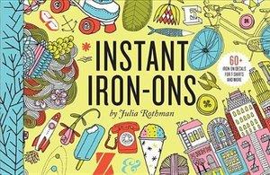 Julia Rothman Iron-ons
