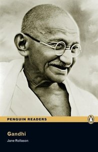Penguin Readers Level 2 Gandhi