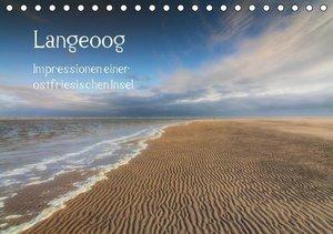 Langeoog, Impressionen einer ostfriesischen Insel (Tischkalender