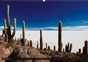 Bolivien Andenlandschaften