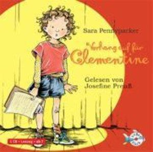 Clementine 02. Vorhang auf für Clementine