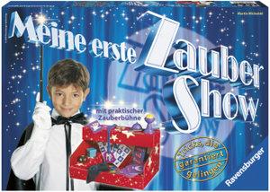 Meine erste Zaubershow