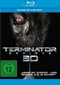 Terminator - Genisys 3D