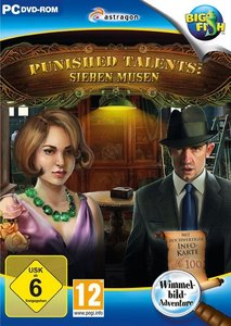 Punished Talents: Sieben Musen (Wimmelbild)