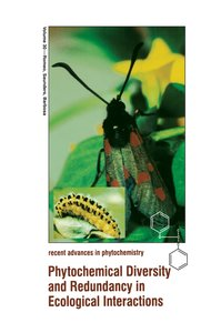 Phytochemical Diversity and Redundancy in Ecological Interaction