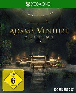 Adams Venture - Origins