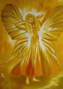 Engel, Feen und Elfen (Posterbuch DIN A3 hoch)