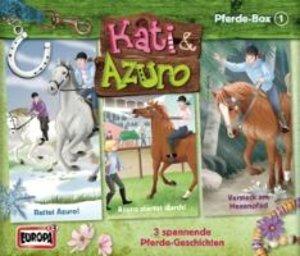 Kati & Azuro. Pferde-Abenteuer-Box 01